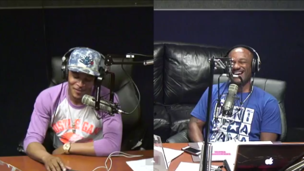 [VIDEO] T.I. Explains Why He Confronted Apollo: I Can't Have No Slandering!