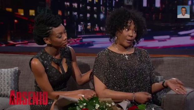 [VIDEO] Brandy Shares Sweet 'Mother Daughter' Moment With 'Arsenio Hall' + Announces Plans For New Album