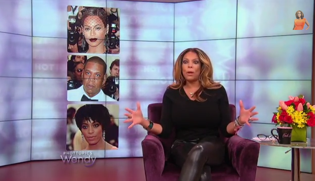 [VIDEO] Conspiracy Theory: What REALLY Triggered Solange's Elevator Attack + Wendy Williams Blames Jay Z