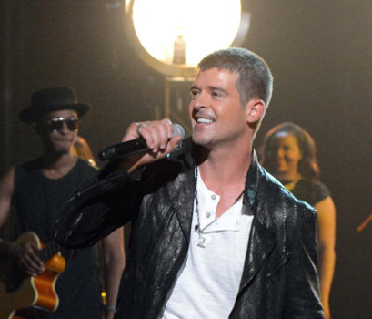 He, Got, Game: Robin Thicke Debuts New Song 'Get Her Back' To Paula Patton, On Billboard Awards