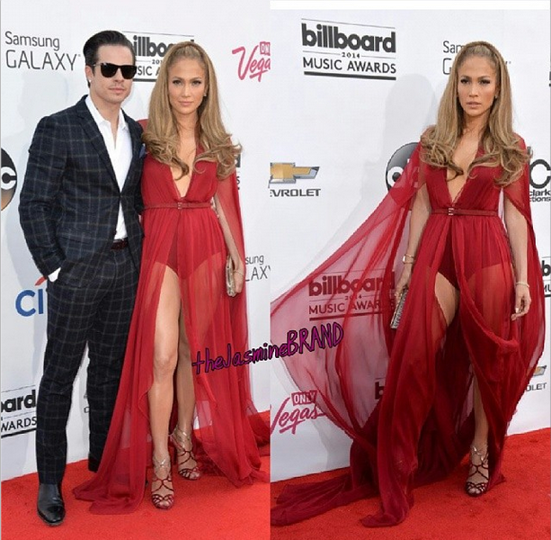 [Photos] Billboard Music Awards Red Carpet: Nicki Minaj, Kelly Rowland, J.Lo, Amber Rose & Jordin Sparks