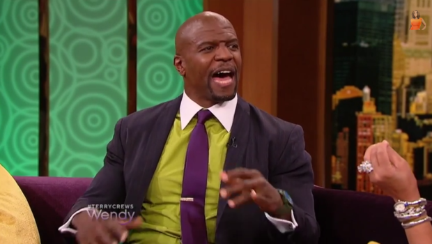 [WATCH] Terry Crews Opens Up to Wendy Williams About Porn Addiction