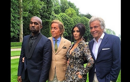 Fancy Flix! Kim Kardashian & Kanye West Pre-Wedding Brunch & Dinner