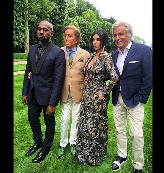 Fancy Flix! Kim Kardashian & Kanye West Pre-Wedding Brunch & Dinner