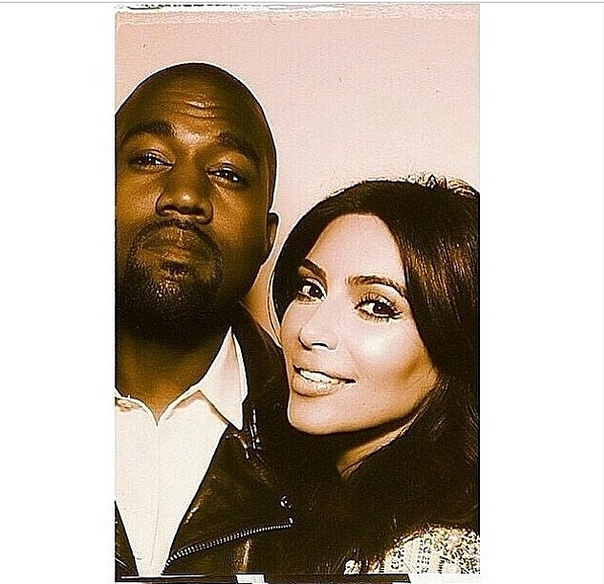 [Candids] KimYe's Wedding Reception: Photo Booth Fun, Awkward Speeches & Famous Folk