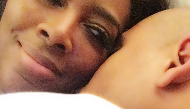 Real Housewives of Atlanta's Kenya Moore Shares A Glimpse of Mystery Boyfriend