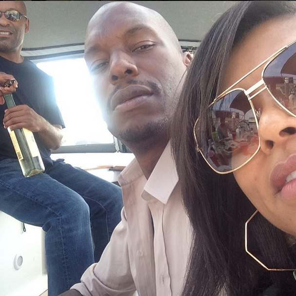 tyrese gibson and taraji relationship questions