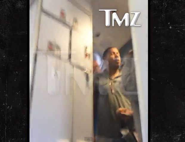 [Unfriendly Skies] Love & Hip Hop Atlanta's Benzino Kicked Off Airplane