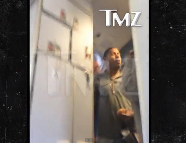 [Unfriendly Skies] Love & Hip Hop Atlanta's Benzino Kicked Off Airplane