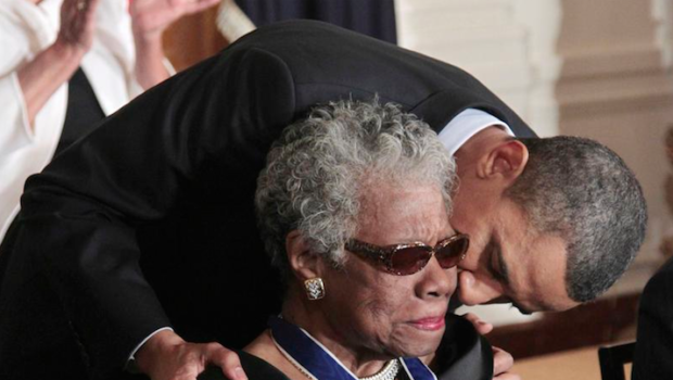 President Obama Releases Statement, Honoring Maya Angelou: Her Song Will Continue