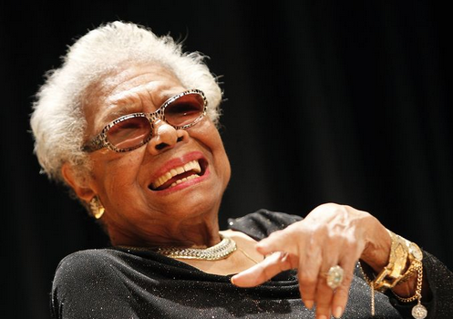 Poet Maya Angelou Dies At Age 86