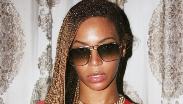 What Bad Press?! Beyonce Exudes Attitude, Humor & Tricked-Out Nail Game In Latest Photo Shoot