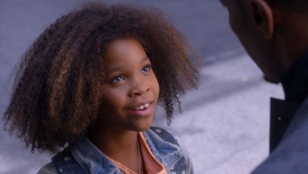 [WATCH] New 'Annie' Trailer Starring Jamie Foxx & Quvenzhané Wallis