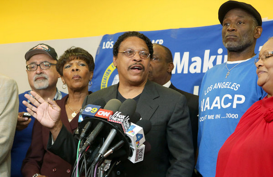 [Pink Slip Problems] NAACP Los Angeles President Resigns After Donald Sterling Controversy