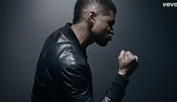 [WATCH] Usher Releases 'Good Kisser' Video