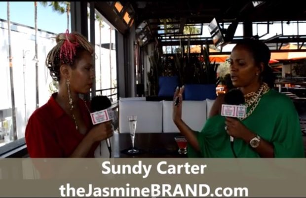 [EXCLUSIVE] Sundy Carter On Friendship With Jackie Christie, Who Should Be Fired From the Show & How Reality TV Strained Her Love Life