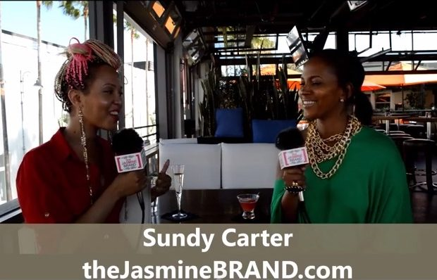 [EXCLUSIVE] Sundy Carter Calls 'Basketball Wives LA' Reunion Brawl 'Unfortunate' + Explains What Ignited Erica Mena Twitter Spat