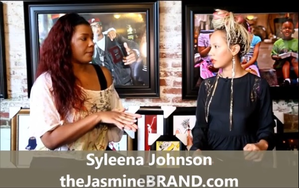 [EXCLUSIVE] Syleena Johnson: 'R&B Divas', Faith Evans & Nicci Gilbert's Departures, Crazy Rumors + New Album
