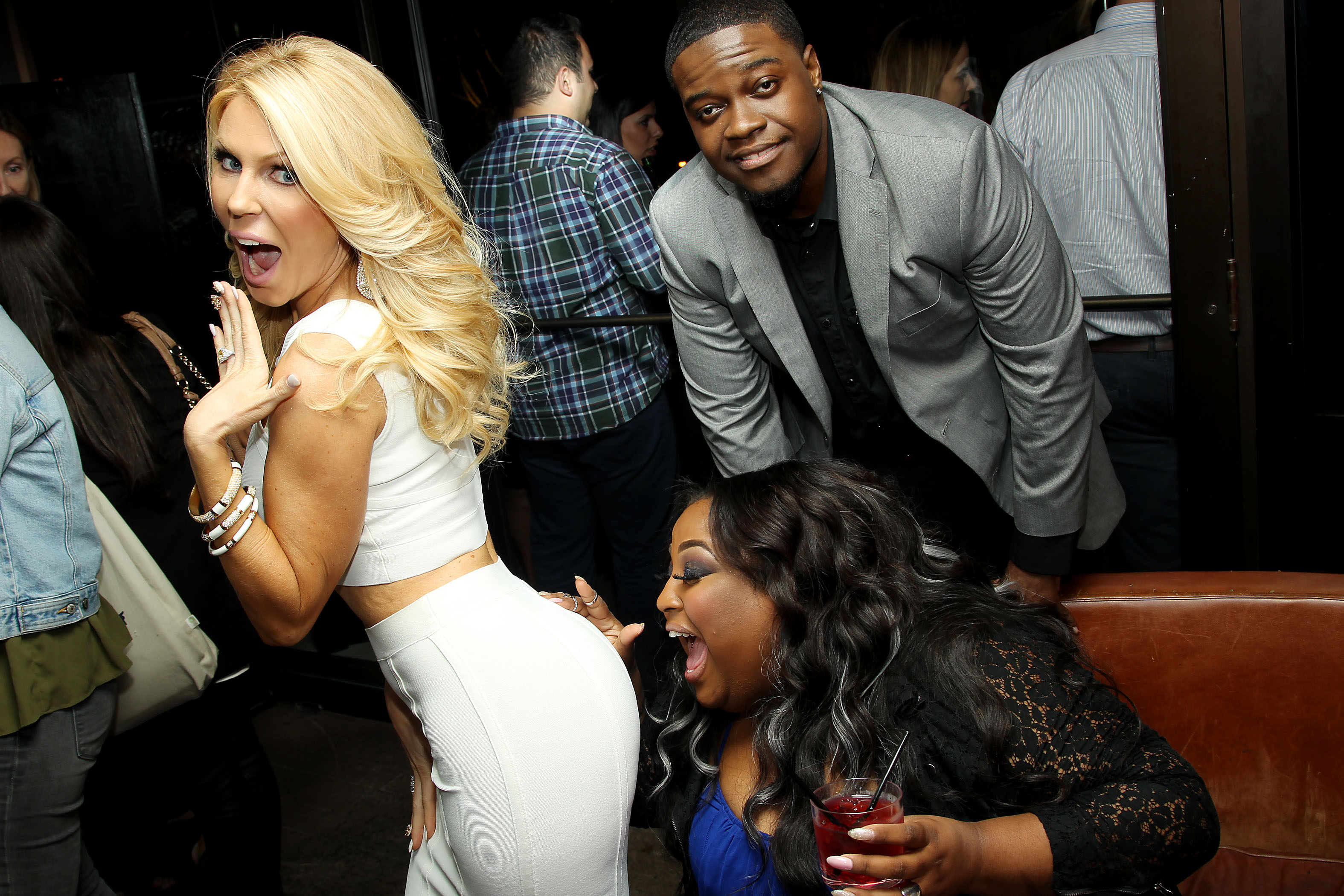 """We Tv Celebrates The Premiere of """"Marriage Boot Camp: Reality Stars"""" Launch Party at Catch Rooftop"""