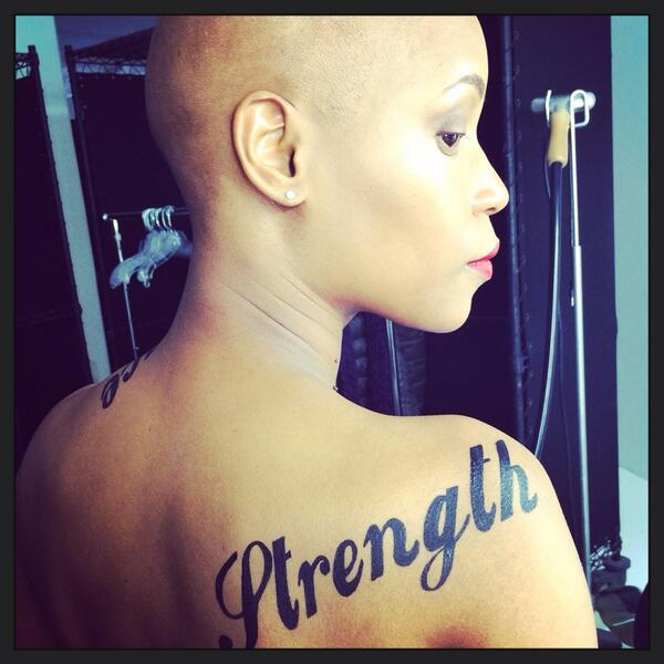 Actress Valisia LeKae Beats Ovarian Cancer