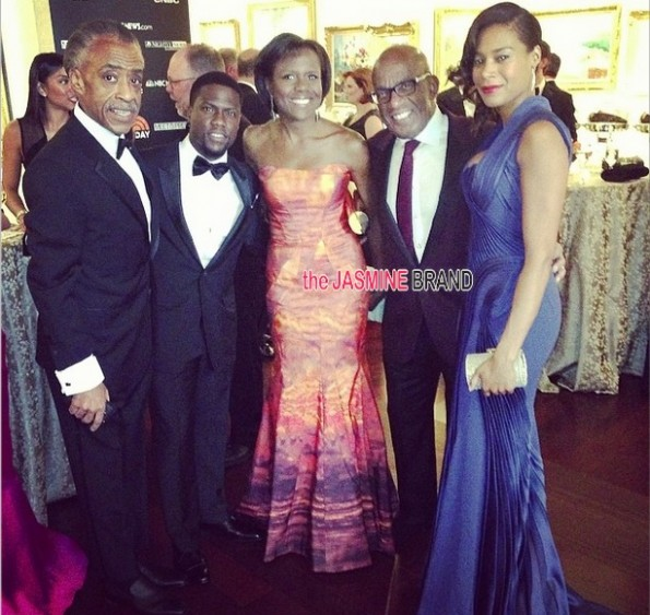 al sharpton-kevin hart-al roker-white house correspondents dinner-nerd prom 2014-the jasmine brand