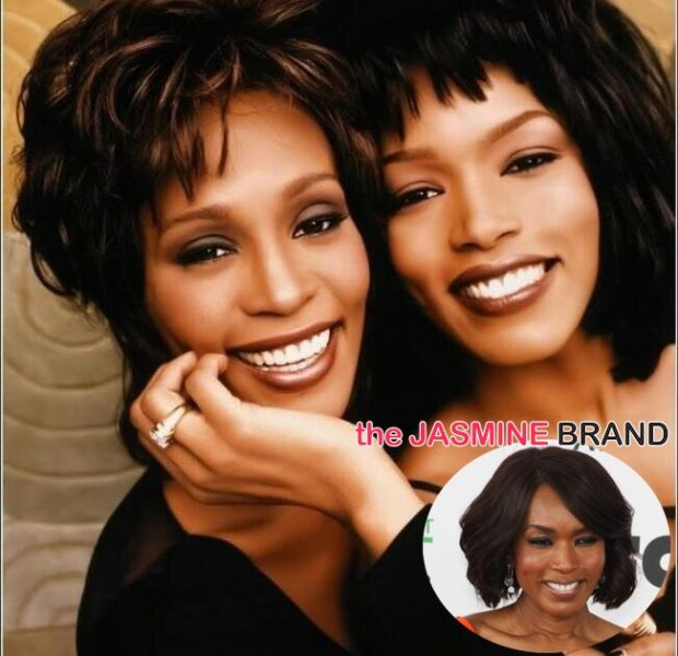Angela Bassett Directs New Whitney Houston Movie