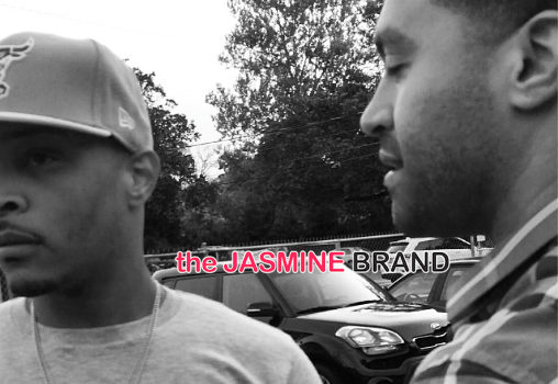 [VIDEO] Snitch What? T.I. Makes Apollo Nida Retract His Snitching Comparison