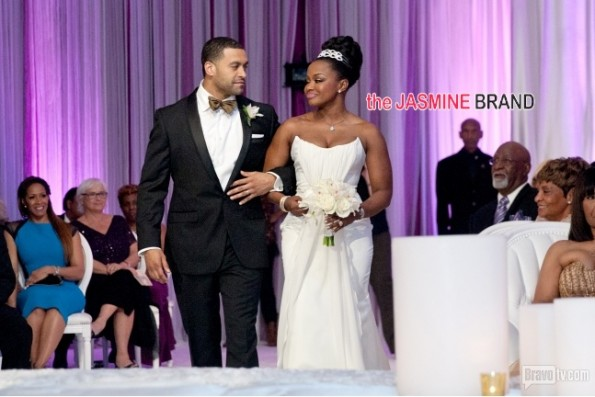 (EXCLUSIVE) Apollo Nida Drops His Divorce Lawsuit Against Phaedra Parks
