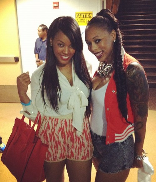 Who is bambi dating on basketball wives