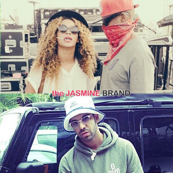 beyonce-jay z-drake-nominations-bet awards 2014-the jasmine brand