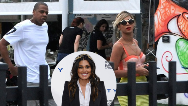 Ear Hustlin': Source Claims Beyonce & Jay Z Skipped #KimYe Wedding Because of Rachel Roy
