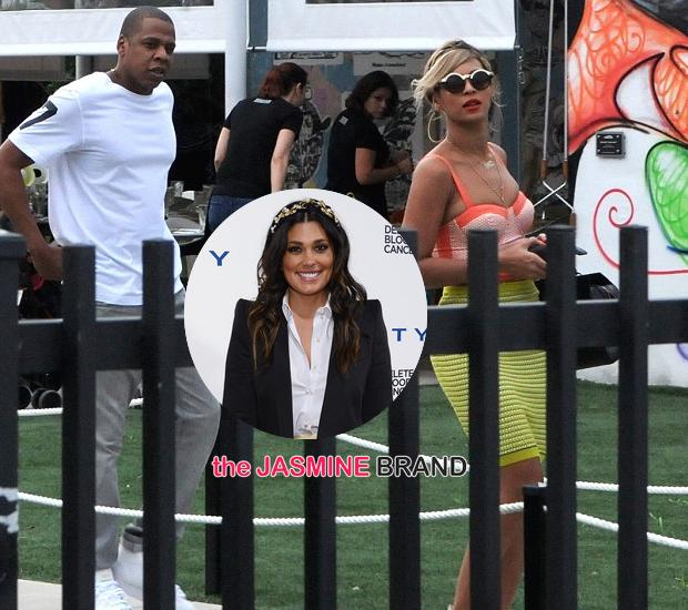 Ear Hustlin': Source Claims Beyonce & Jay Z Skipped #KimYe Wedding Because of Rachel Roy
