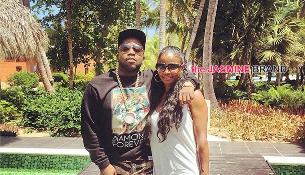 What Divorce? Rapper Big Boi & Estranged Wife Sherlita Patton Reconcile