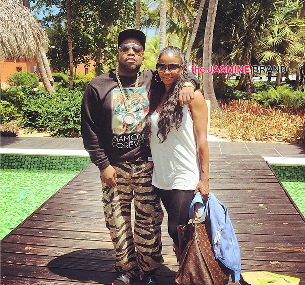 What Divorce? Rapper Big Boi & Estranged Wife Sherlita Patton Reconcile