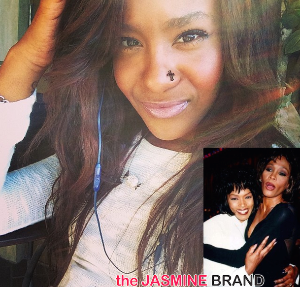 Bobbi Kristina Upset About New Whitney Houston Movie: I'm the ONLY Person Who Should Play My Mother!