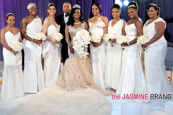 bridesmaids-kandi burruss-wedding special 2014-the jasmine brand
