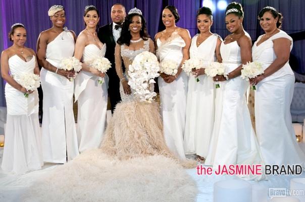 bridesmaids-kandi burruss-wedding special 2014-the jasmine brand