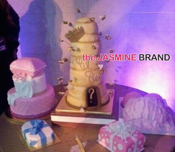 cake lil kim baby shower 2014 the jasmine