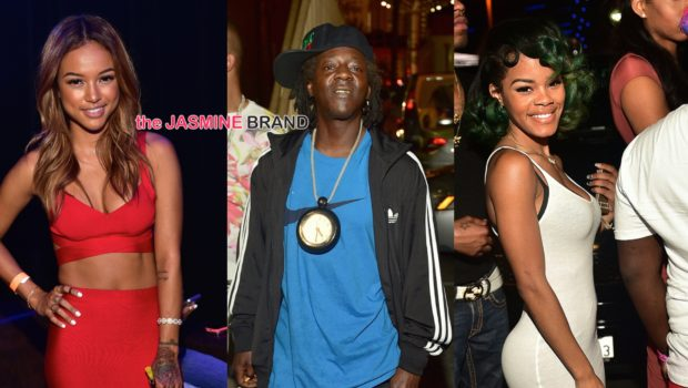 Celebrity Party Scene: Diddy, Karrueche, Flavor Flav, Meek Mill & Teyana Taylor