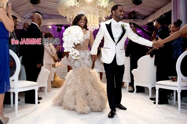 Ceremony Kandi Burruss Wedding Special 2017 The Jasmine Brand