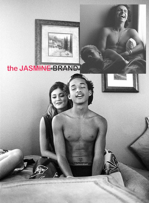 chest naked jaden smith-kylie jenner-poke fun of willow controversy-the jasmine brand