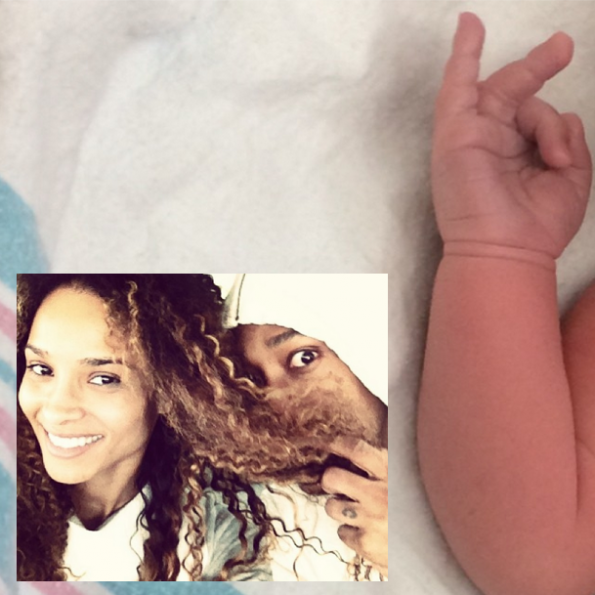 ciara baby pictures - photo #23