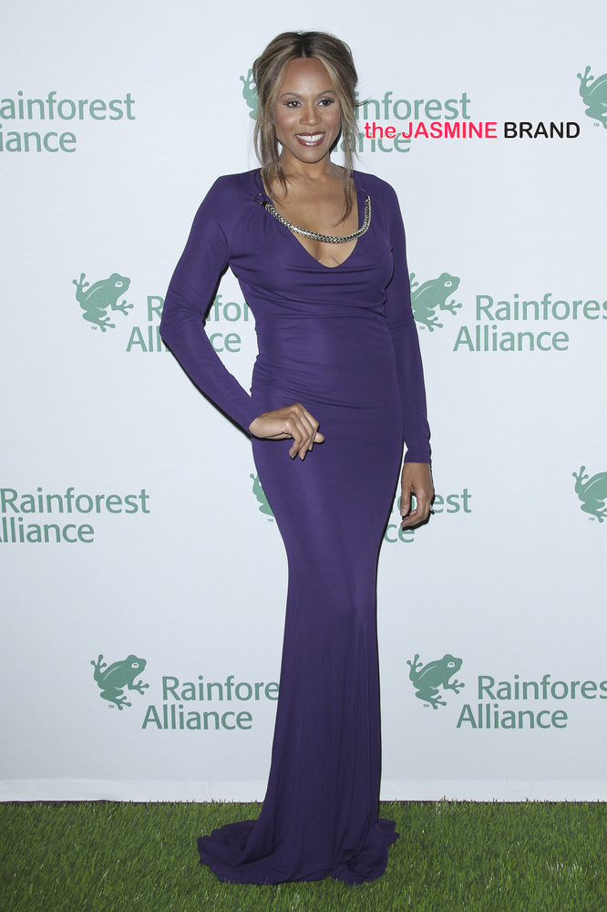 2014 Rainforest Alliance Gala in New York City - Arrivals