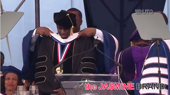 diddy-doctorate-diddy combs-commencement speech-howard university 2014