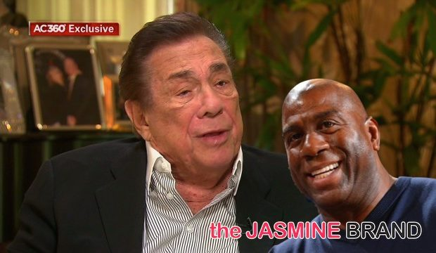 [VIDEO] Donald Sterling Slams Magic Johnson's HIV Status: 'He's got AIDS!' + Watch the FULL Interview