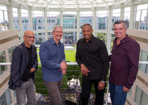 Apple Officially Buys Beats, Dr. Dre & Jimmy Iovine Become Apple Execs