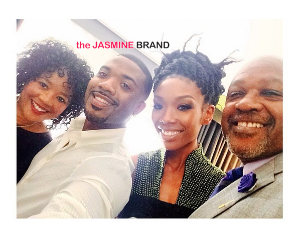family-ray j-brandy-parents-sonja norwood-celebrate 39th wedding anniversary-the jasmine brand