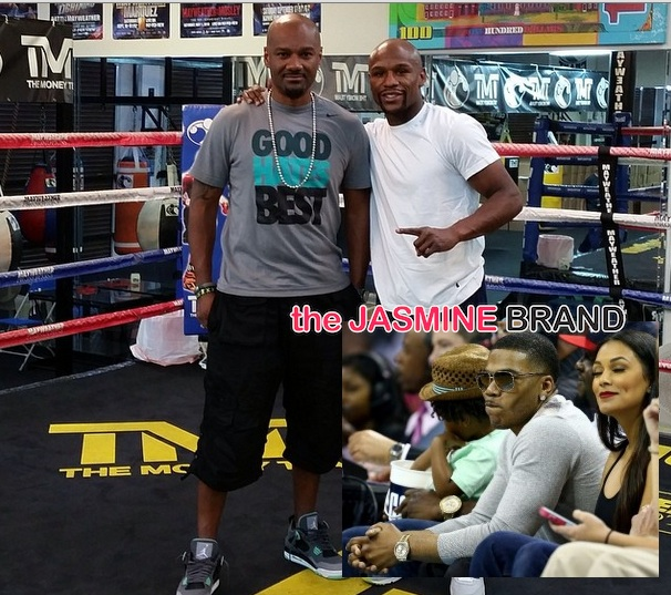 [AUDIO] Floyd Mayweather Blasts Ex Shantel Jackson During Radio Interview: She faked her miscarriage!