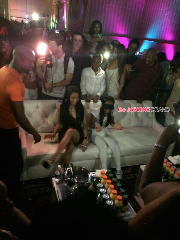 floyd mayweather daughter-iyanna birthday party-the jasmine brand