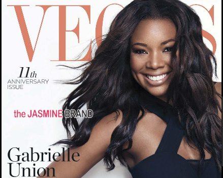 [Photos] Gabrielle Union's VEGAS Magazine Spread